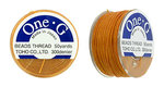 TOHO one-G Thread, 50 yard, Orange