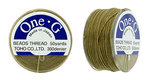 TOHO one-G Thread, 50 yard, Sand Ash