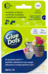 Glue Dots, all purpose, rol