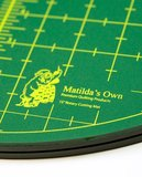 Mathilda's own, roterende snijmat, 15 inch