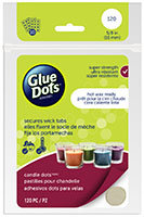 Glue Dots candle dots