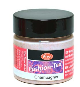 Viva fashion tex, 50 ml, champagne