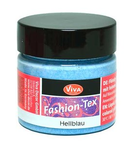 Viva fashion tex, 50 ml, blauw