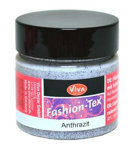 Viva fashion tex, 50 ml, antraciet