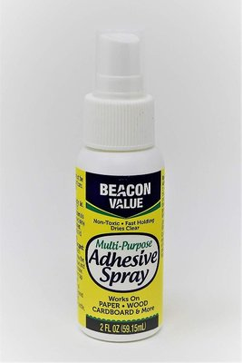 BEACON adhesive spray, multi purpose, 59 ml