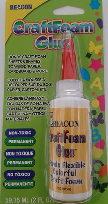 Beacon craft foam glue 59 ml