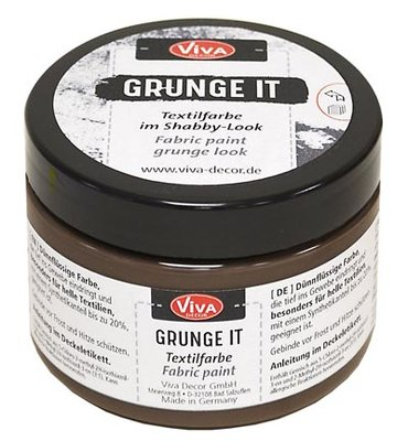 Viva grunge it, mud, modder, 150 ml
