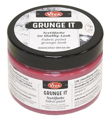 Viva grunge it, berry, kers, 150 ml