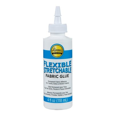 Aleene's lijm flexibale strecthable fabric, 118 ml