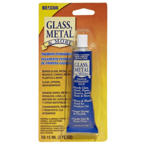 Beacon, glass, metal & more, 59.15 ml